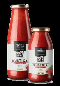 N.02 Rustica Con Pezzetti